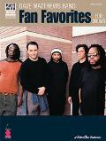 Dave Matthews Band - Fan Favorites for Drums