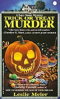 Trick or Treat Murder A Lucy Stone Mystery