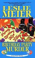 Birthday Party Murder A Lucy Stone Mystery