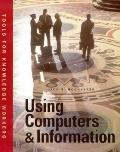 Using Computers+information