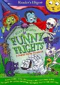 Scary Sights & Funny Frights: A Rubber Stamp Storybook (Rubber Stamp and Book Sets)