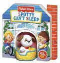 Spotty Can't Sleep !