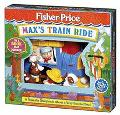 Max's Train Ride - Susan Hood - Board Book - BOARD