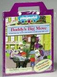 Buddy'S Big Move: Storybook , Vinyl Stickers And Playboard Set (Playmobil PlayStickers)