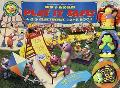 Skip and Wiggles Play It Safe !: Big Electronic Game Book - Tony Basilicato - Board Book - B...