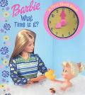 Barbie What Time Is It?