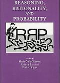 Reasoning, Rationality and Probability