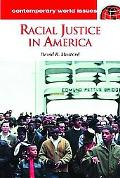 Racial Justice in America A Reference Handbook