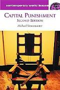 Capital Punishment A Reference Handbook