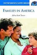 Families in America A Reference Handbook