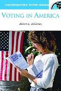 Voting in America A Reference Handbook