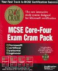 MCSE Core-Four Exam Cram Pack: The New Interactive Study System Designed for Microsoft Certi...