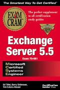 MCSE Exchange Server 5.5 Exam Cram - Ed Tittel - Paperback