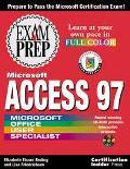 Access 97 Exam Prep