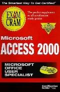 Microsoft Access 2000 Exam Cram