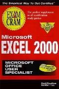 Microsoft Excel 2000 Exam Cram