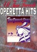 All Time Favorite Operetta Hits Piano Vocal Folio