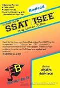 Exambusters SSAT/ISEE Study Cards on CD-ROM Review Algebra Arithmetic