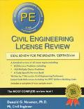 Civil Engineering License Review