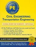 Civil Engineering Transportation Engineering Review for the Breadth/Depth Exam in Civil Engi...