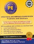 Structural Engineering License and Review: Problems and Solutions, Vol. 3