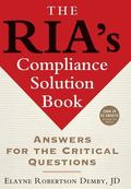 Ria's Compliance Solution Book Answers for the Critical Questions