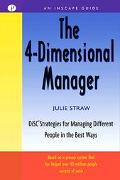 4-Dimensional Manager Disc Strategies for Managing Different People in the Best Ways
