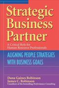 Strategic Business Partner Aligning People Strategies With Business Goals