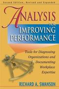 Analysis for Improving Performance Tools for Diagnosing Organizations And Documenting Workpl...