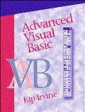 Advanced Visual Basic