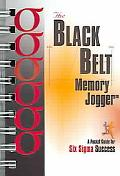 Black Belt Memory Jogger Pocket Guide for 6 Sigma Success