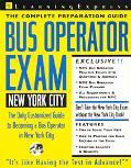Bus Operator Exam New York City