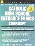 Catholic High School Entrance Exams Coop/Hspt Coop, Hspt
