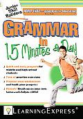 Tackling Grammar in 15 Minutes a Day: Junior Skill Builder