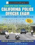 California Police Officer Exam, Third Edition