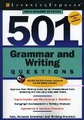 501 Grammar and Writing Questions: Fast, Focused Practice
