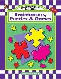 Brain Teasers Puzzles and Games K-2