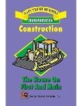 Construction: Easy Readers Transportation - Frieda Wishinsky - Paperback
