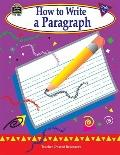 How to Write a Paragraph Grades 0 to 3
