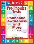 Pre-Phonics Tests