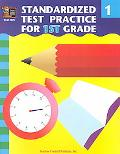 Standardized Test Practice for First Grade