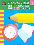 Standardized Test Practice for Second Grade