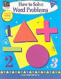 How to Solve Word Problems Grades 1-2