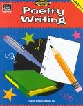 Poetry Writing Grades 6-8