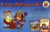 Spooky Halloween Kit: A Story Book, a Coloring and Activity Book, a Flashlight, and a Trick-...