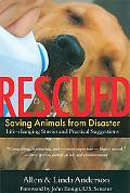 Rescued Saving Animals from Disaster