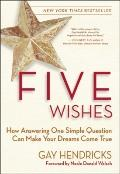 Five Wishes : How Answering One Simple Question Can Make Your Dreams Come True