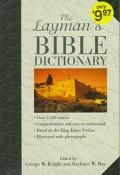 The Layman's Bible Dictionary - George Angus Knight - Hardcover