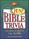 Bible Trivia Questions and Answers from the Bible