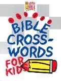Bible Crosswords for Kids